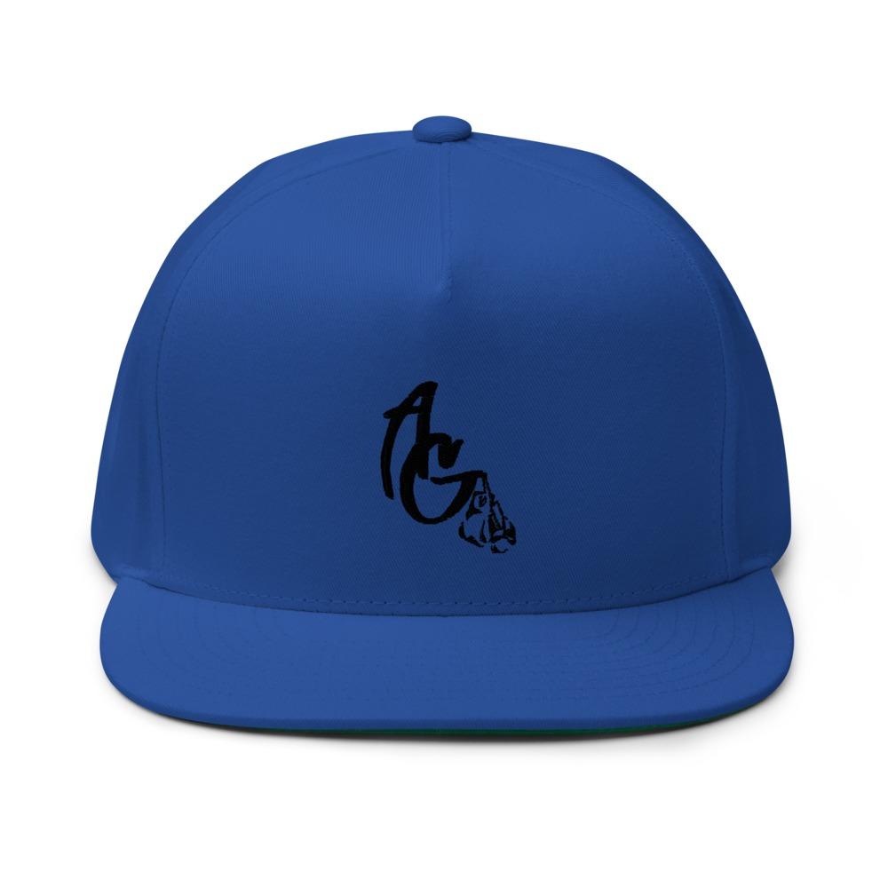 Amanda Galle Hat, Black Logo