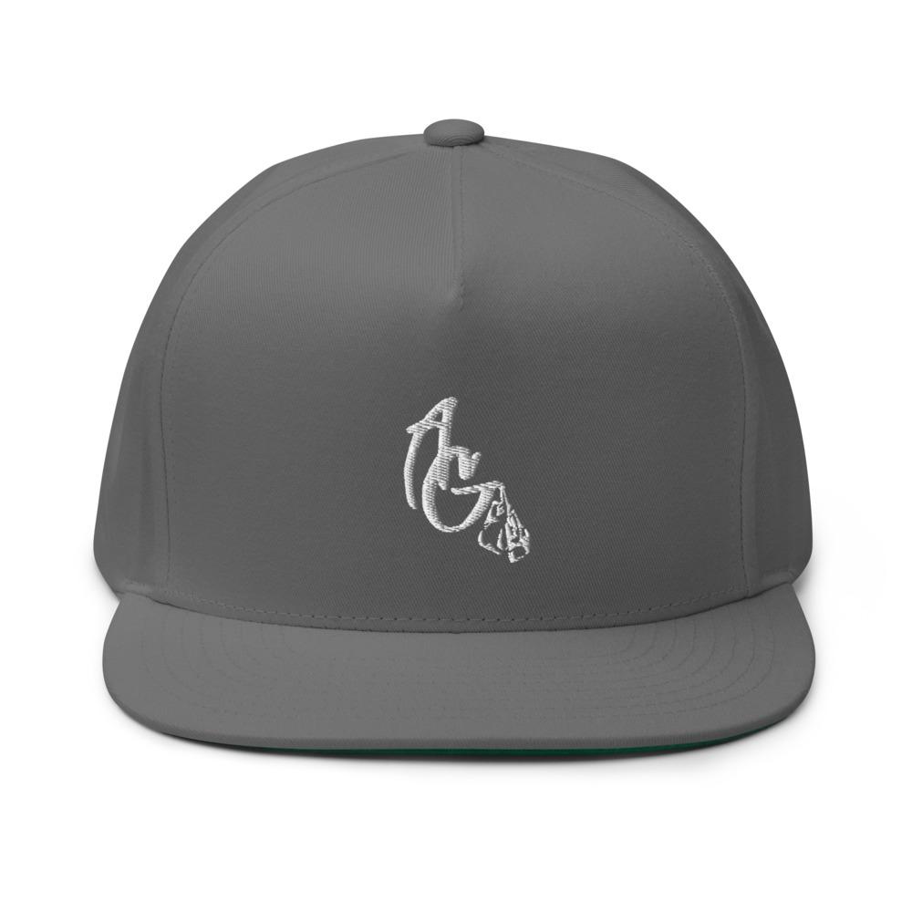 Amanda Galle Hat, White Logo