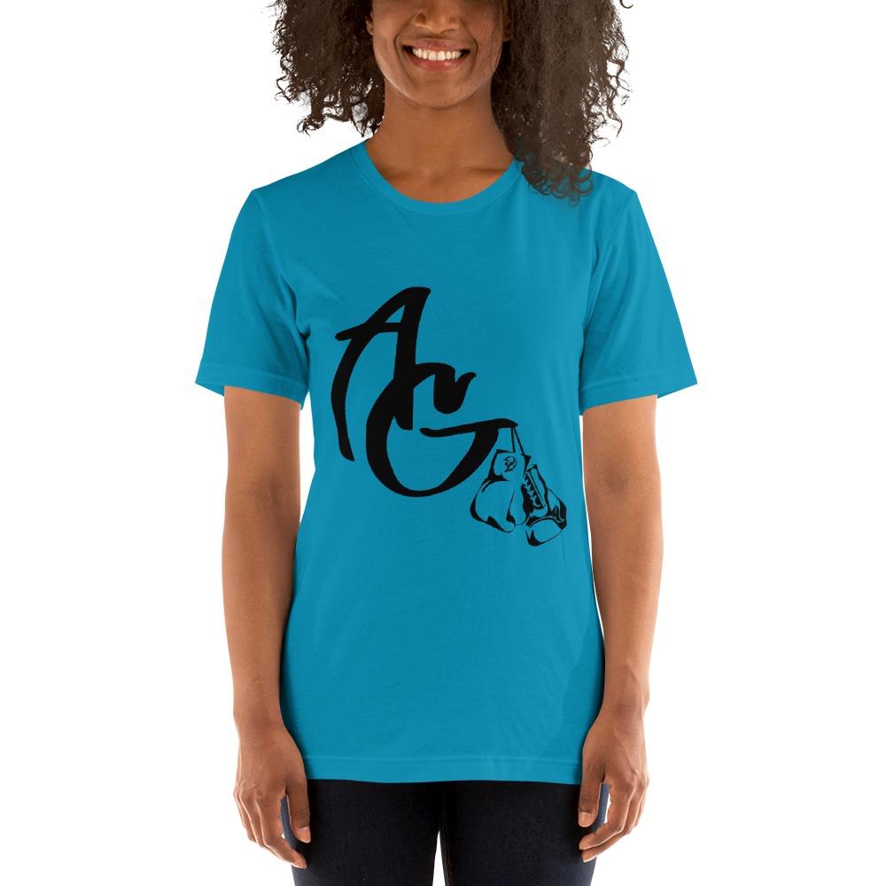 Amanda Galle Women's T-Shirt, Black Logo