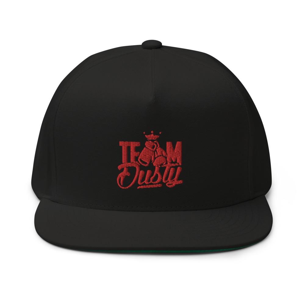 Team Dusty by Dusty Hernandez Hat, Red Logo