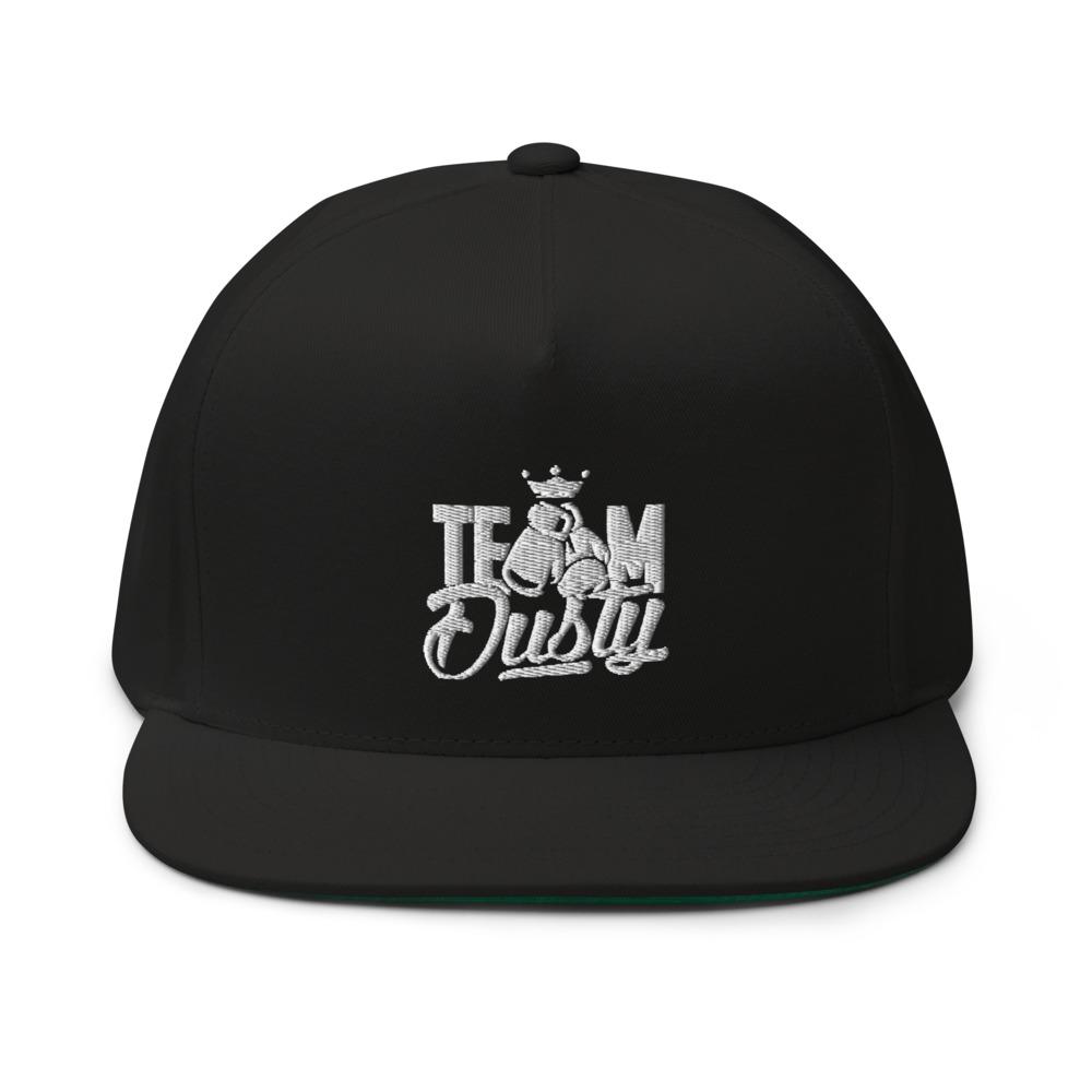 Team Dusty by Dusty Hernandez Hat, White Logo