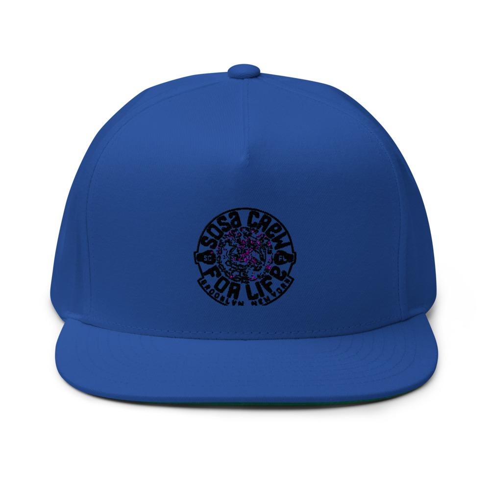 """""""Sosa Crew"""" By Aureliano Sosa Hat Black Logo"""