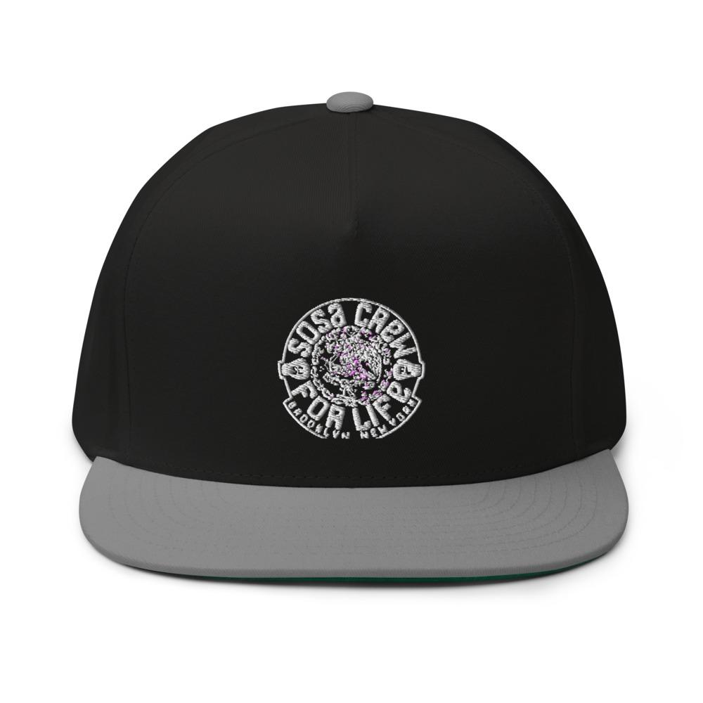 """""""Sosa Crew"""" By Aureliano Sosa Hat White Logo"""