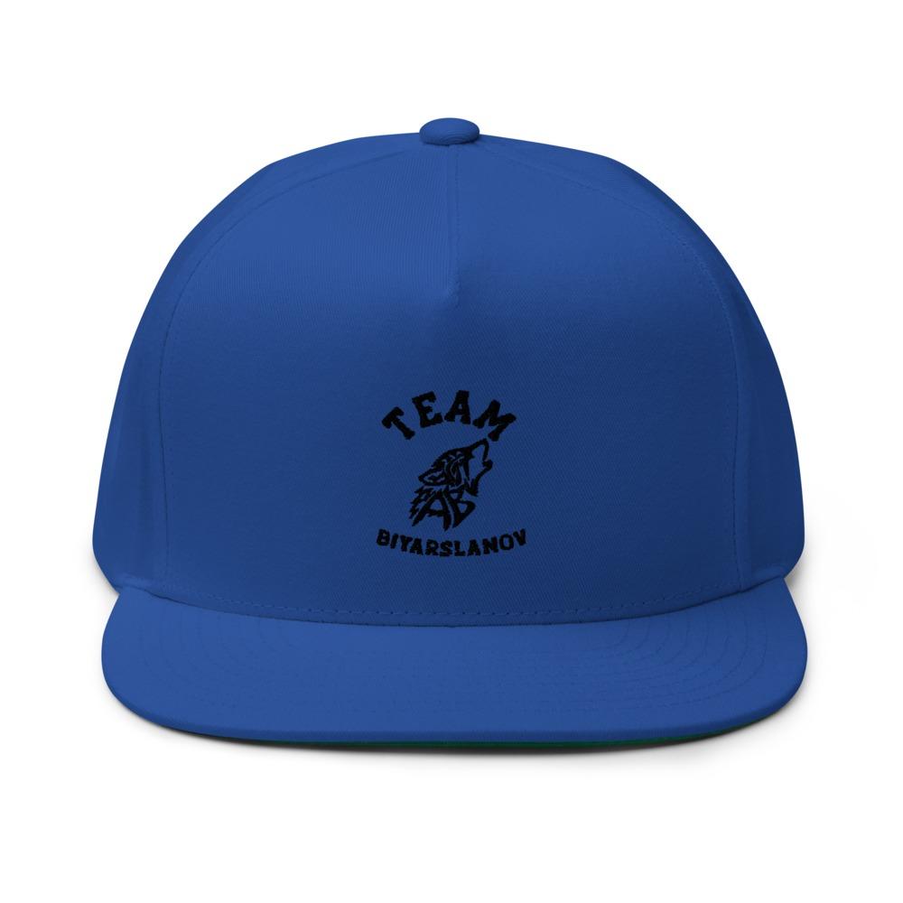 Team Biyarslanov Hat, Black Logo