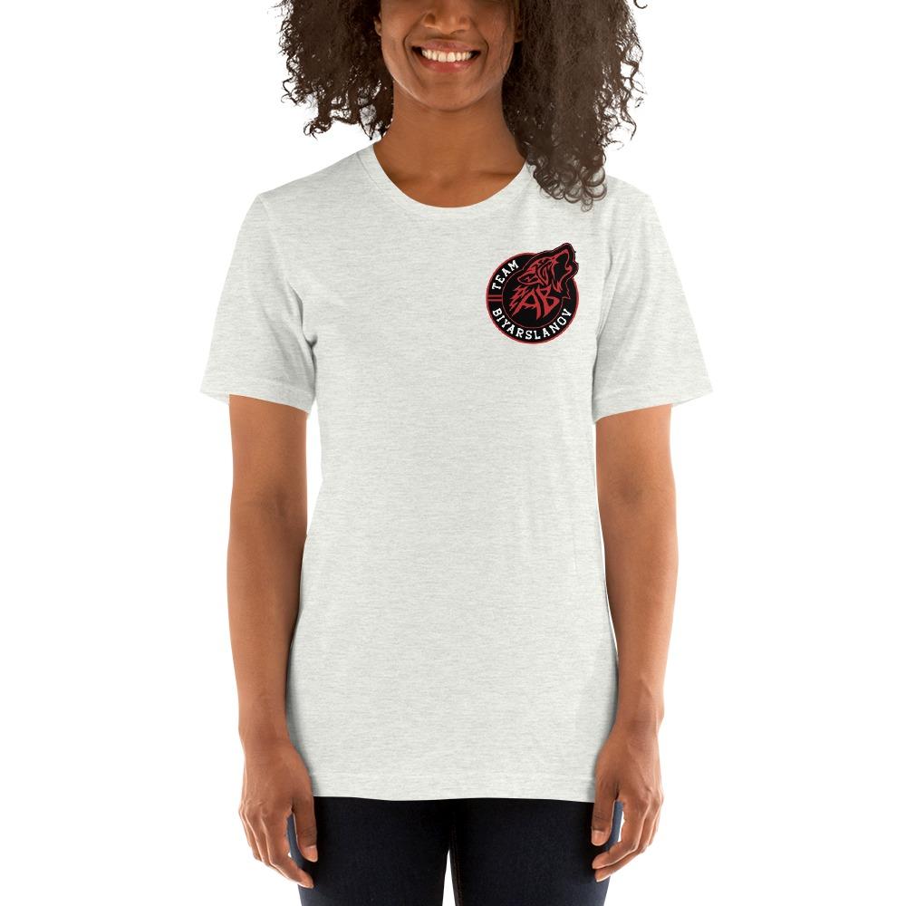 Limited Edition Wolf by Arthur Biyarslanov Women's T-shirt, Mini Logo