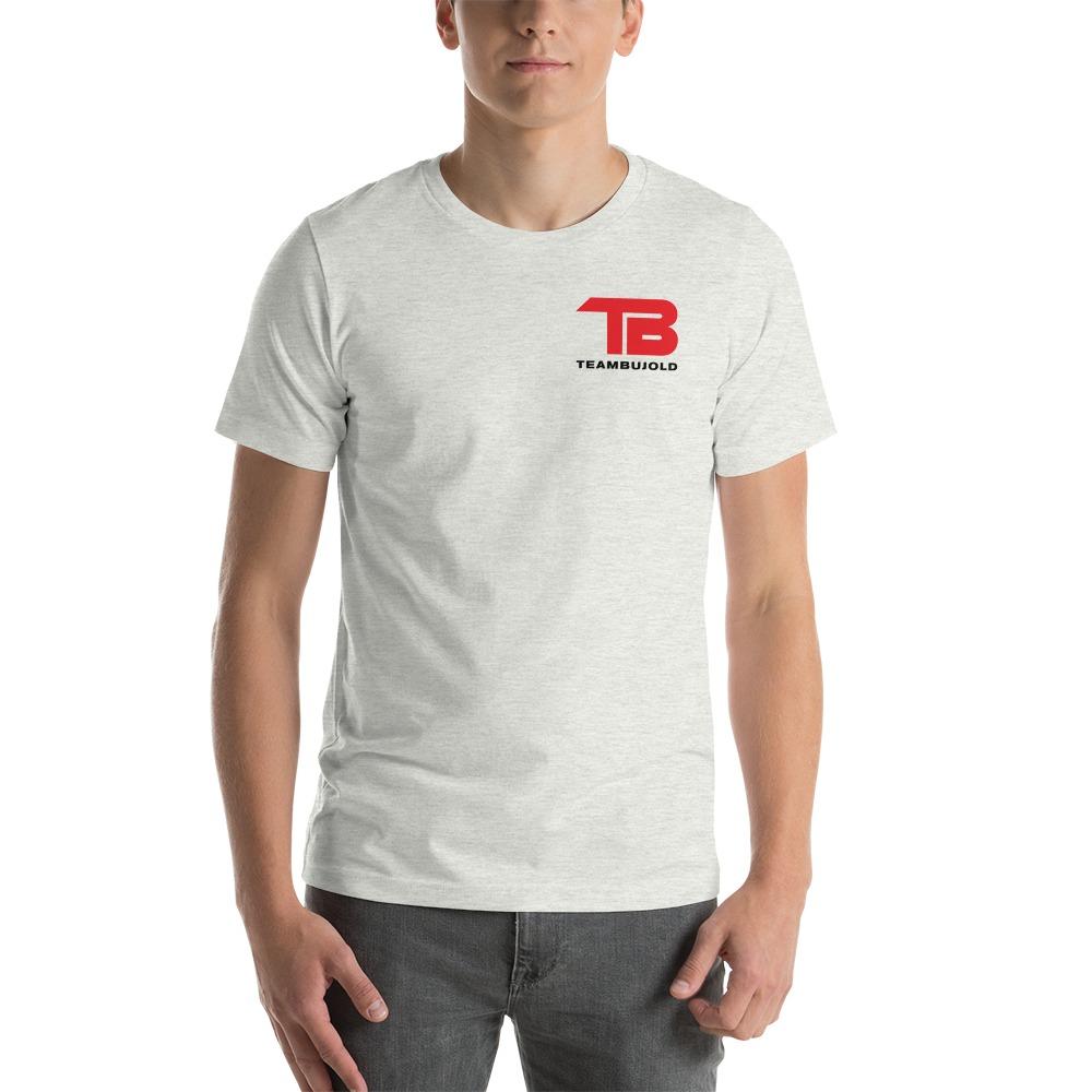 Team Bujold Men's T-shirt, Dark Logo