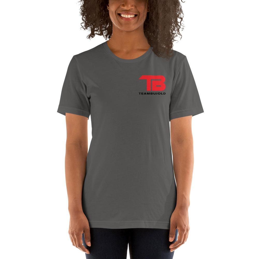 Team Bujold Women's T-shirt, Dark Logo