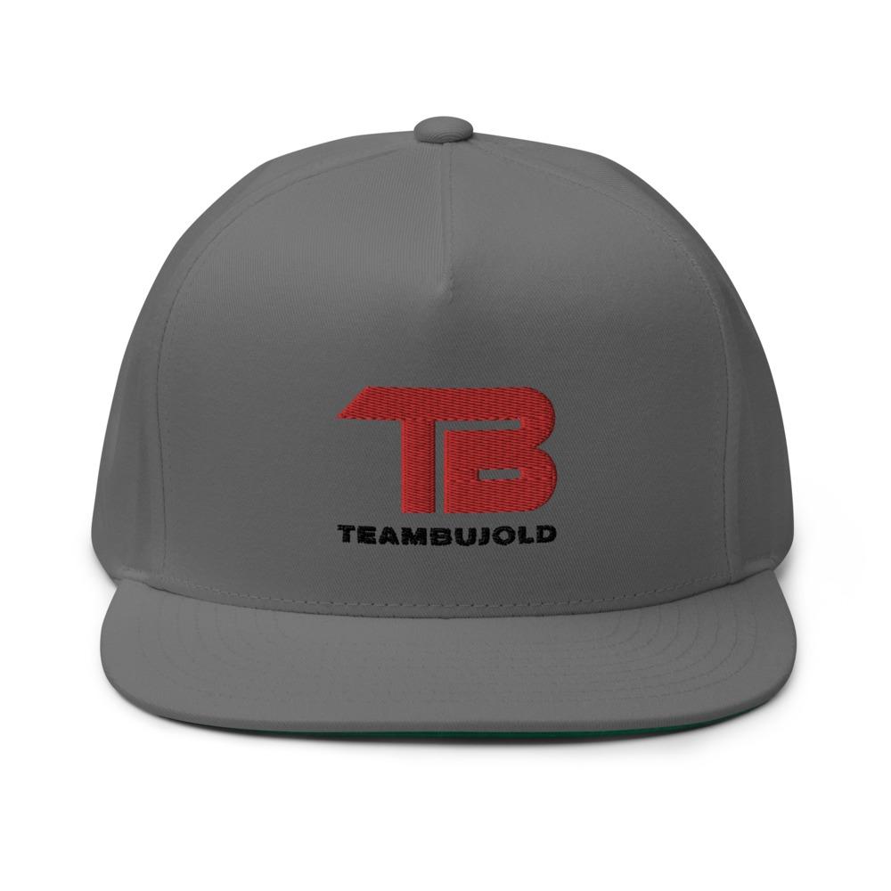 Team Bujold by Mandy Bujold Hat, Dark Logo