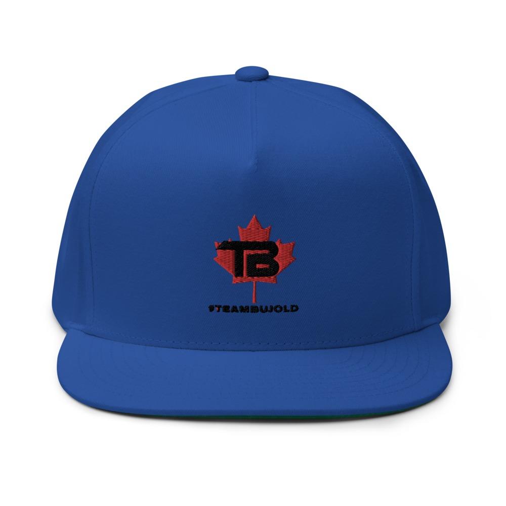 #TeamBujold Hat, Black Logo