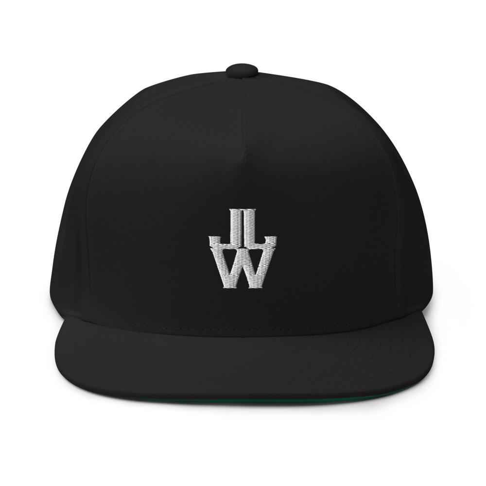 JJW by Jesse James Wallace Hat, White Logo