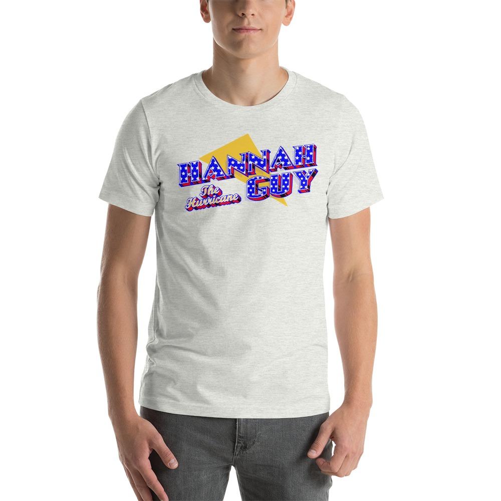 "Hannah ""The Hurricane"" Guy, Men's T-Shirt"