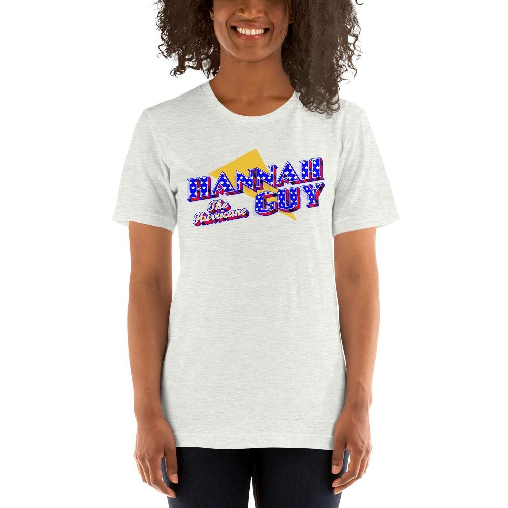 "Hannah ""The Hurricane"" Guy, Women's T-Shirt"