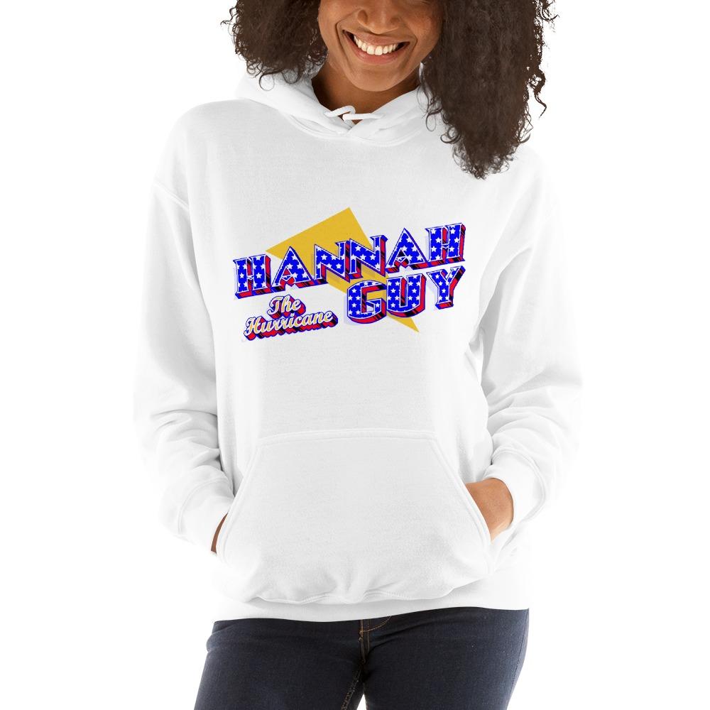 "Hannah ""The Hurricane"" Guy, Women's Hoodie"