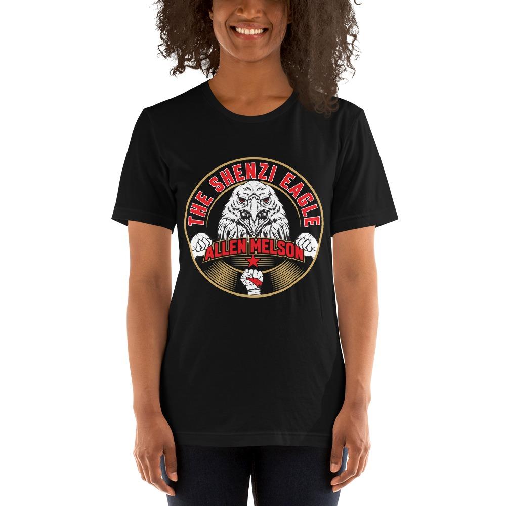 The Shenzi Eagle by Allen Melson, Women's T-Shirt