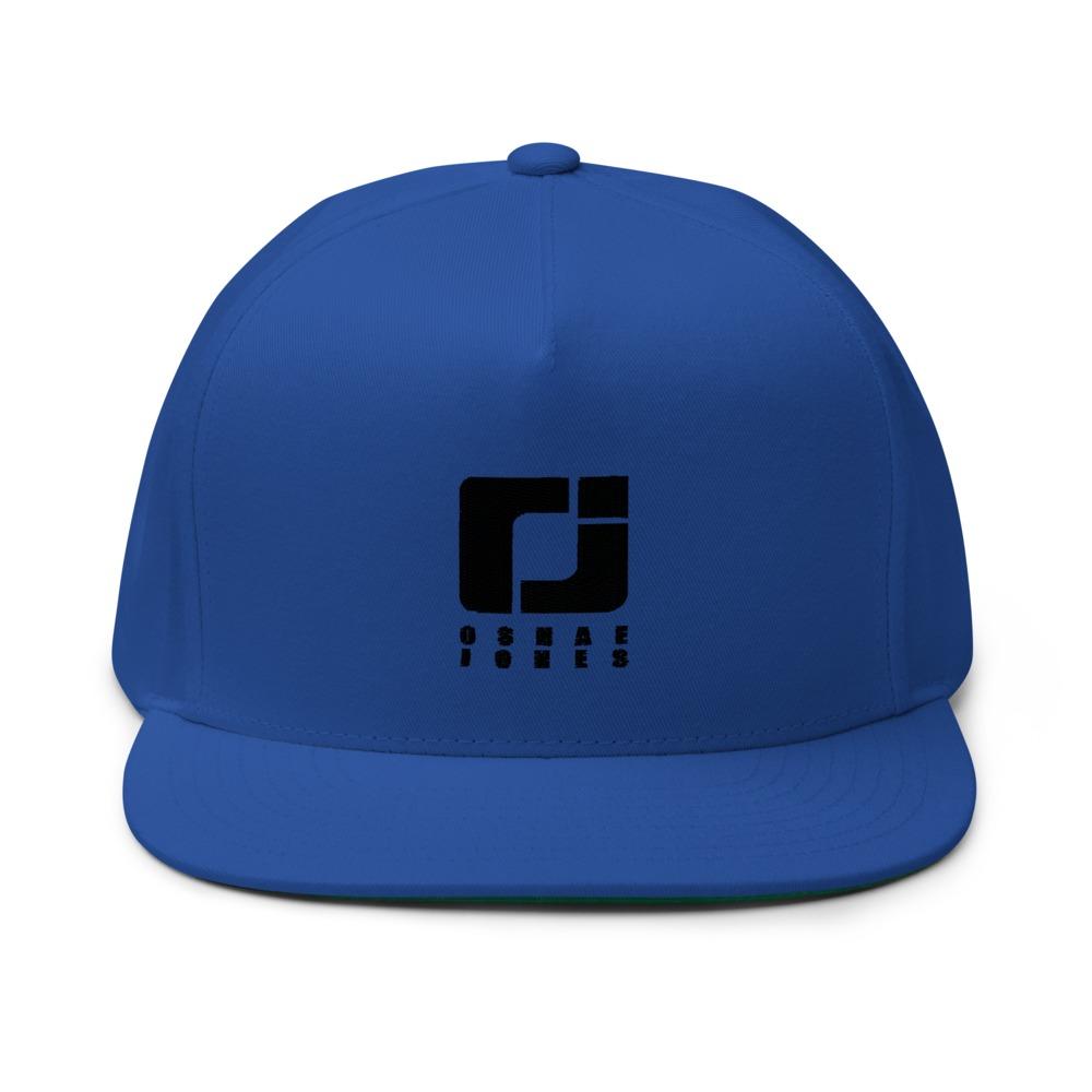 O'shae Jones Hat, Black Logo