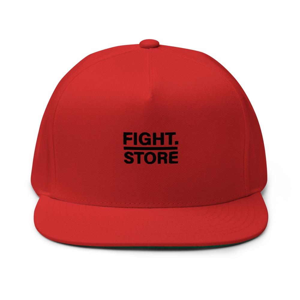 Fight Store Hat, Black Logo