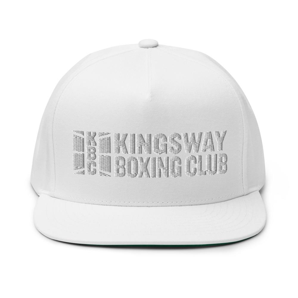 KBC Full Logo Hat, Black Logo