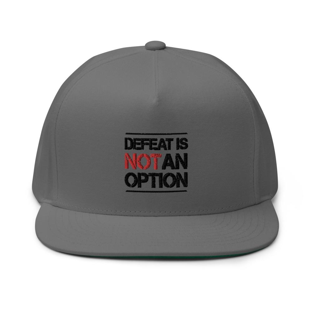 Kingsway Boxing Club Hat, No Defeat, Dark Logo