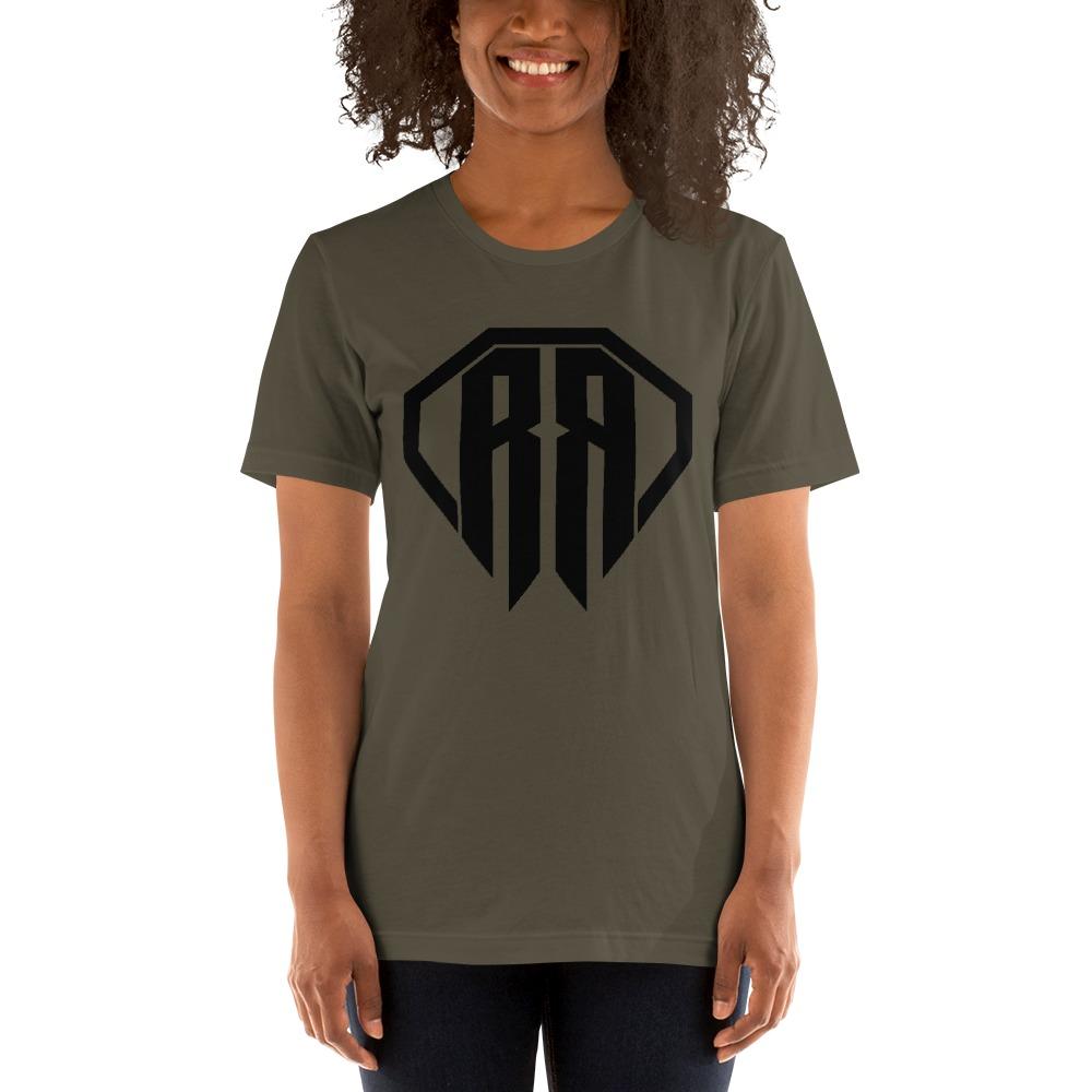 Rr By Ryan Roach, Women's T-shirt, Black Logo