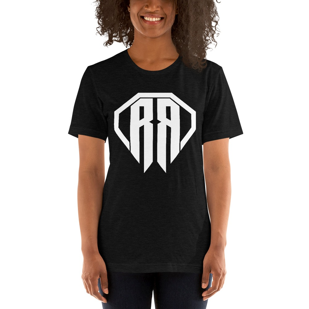 Rr By Ryan Roach, Women's T-shirt, White Logo