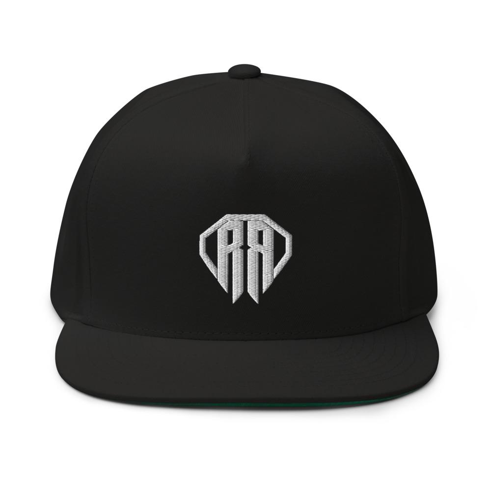 Rr By Ryan Roach, Hat, White Logo