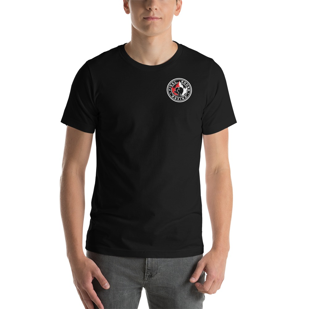 Final Round Men's T-shirt, Original Mini Logo