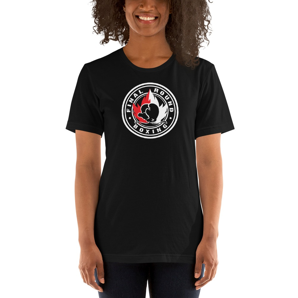 Final Round Women's T-shirt, Original Logo