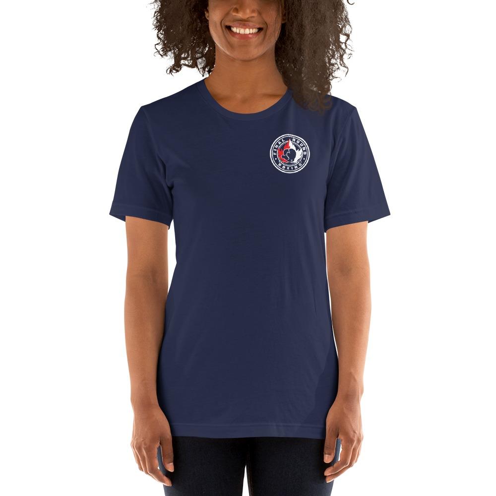 Final Round Women's T-shirt, Original Mini Logo