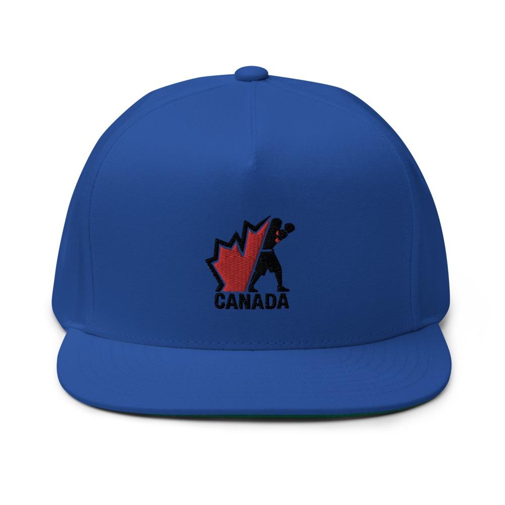 Boxing Canada Hat, Dark Logo