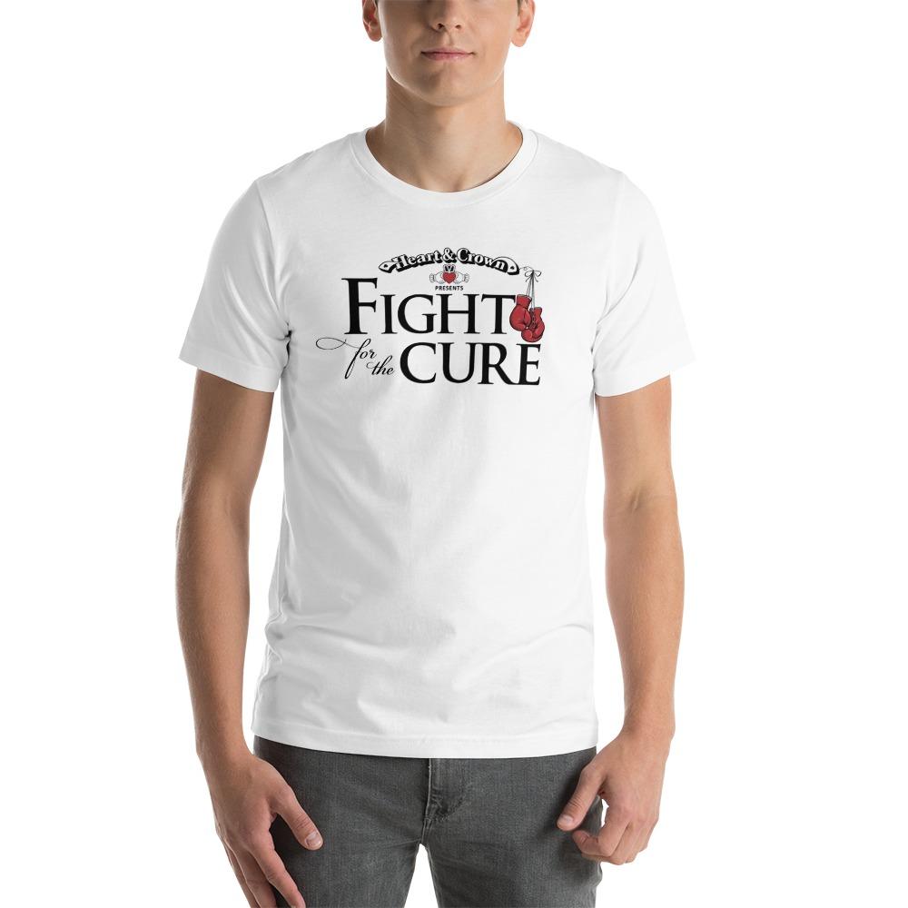 Heart And Crown Presents Fftc Men's T-shirt, Dark Logo