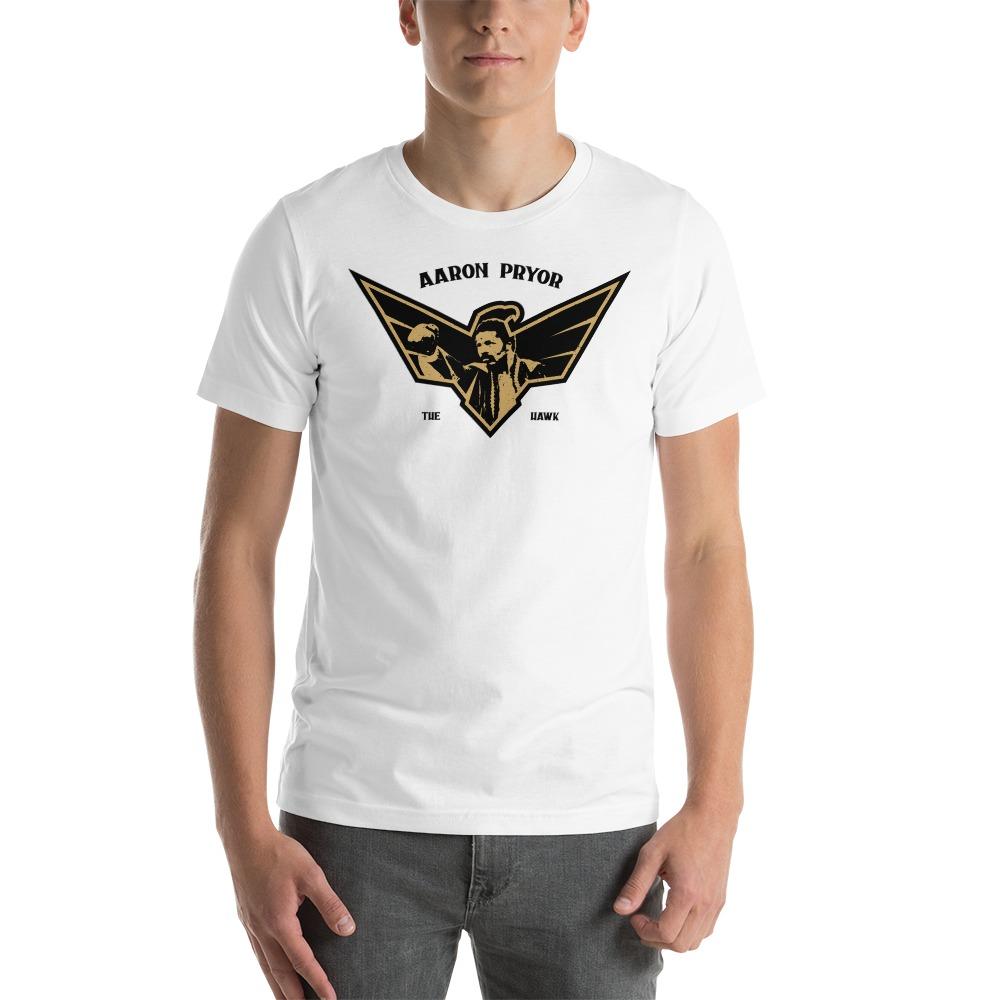 """Aaron """"The Hawk"""" Pryor Jr. Men's T-shirt"""