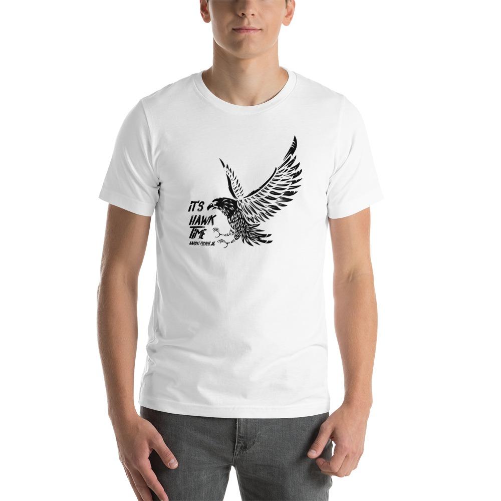 It's Hawk Time by Aaron Pryor Jr. Men's T-shirt