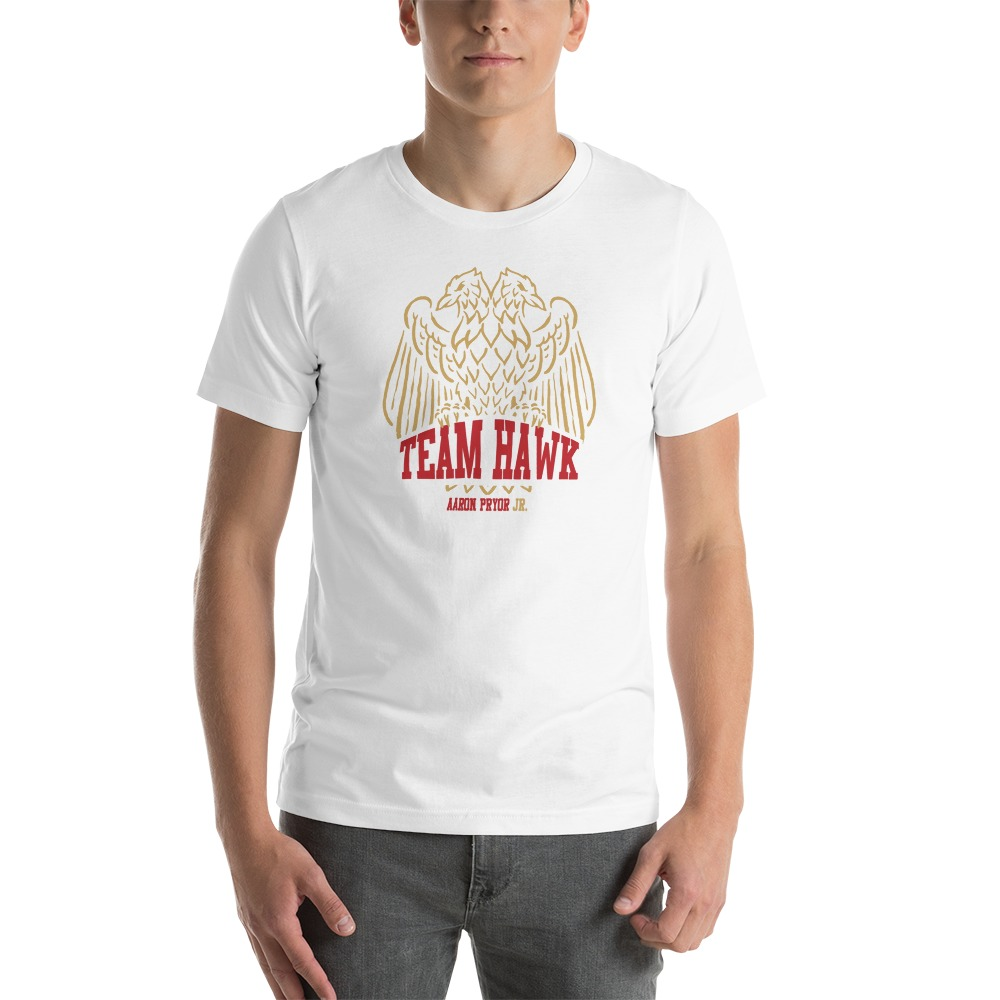 Team Hawk by Aaron Pryor Jr. Men's T-shirt