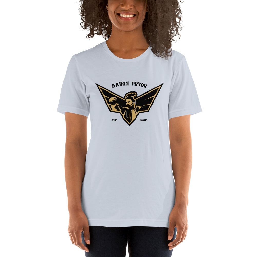 """Aaron """"The Hawk"""" Pryor Jr. Women's T-shirt"""