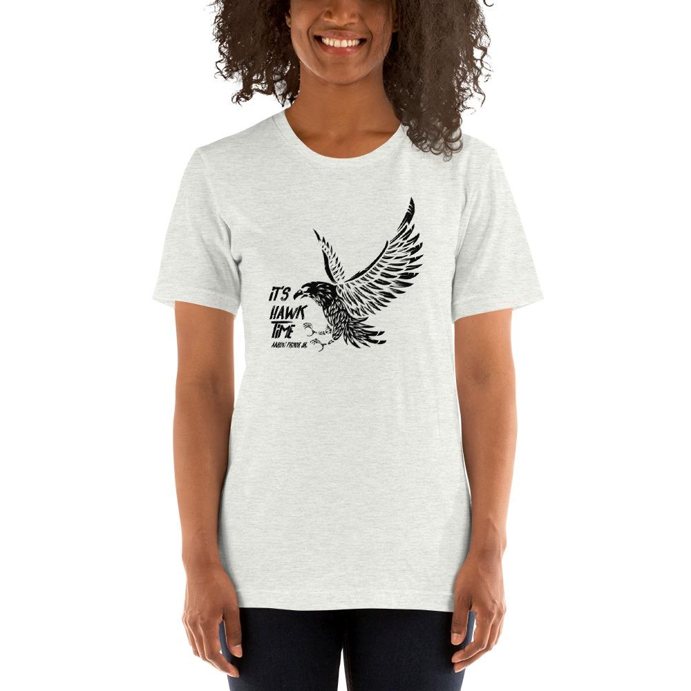 It's Hawk Time by Aaron Pryor Jr. Women's T-shirt