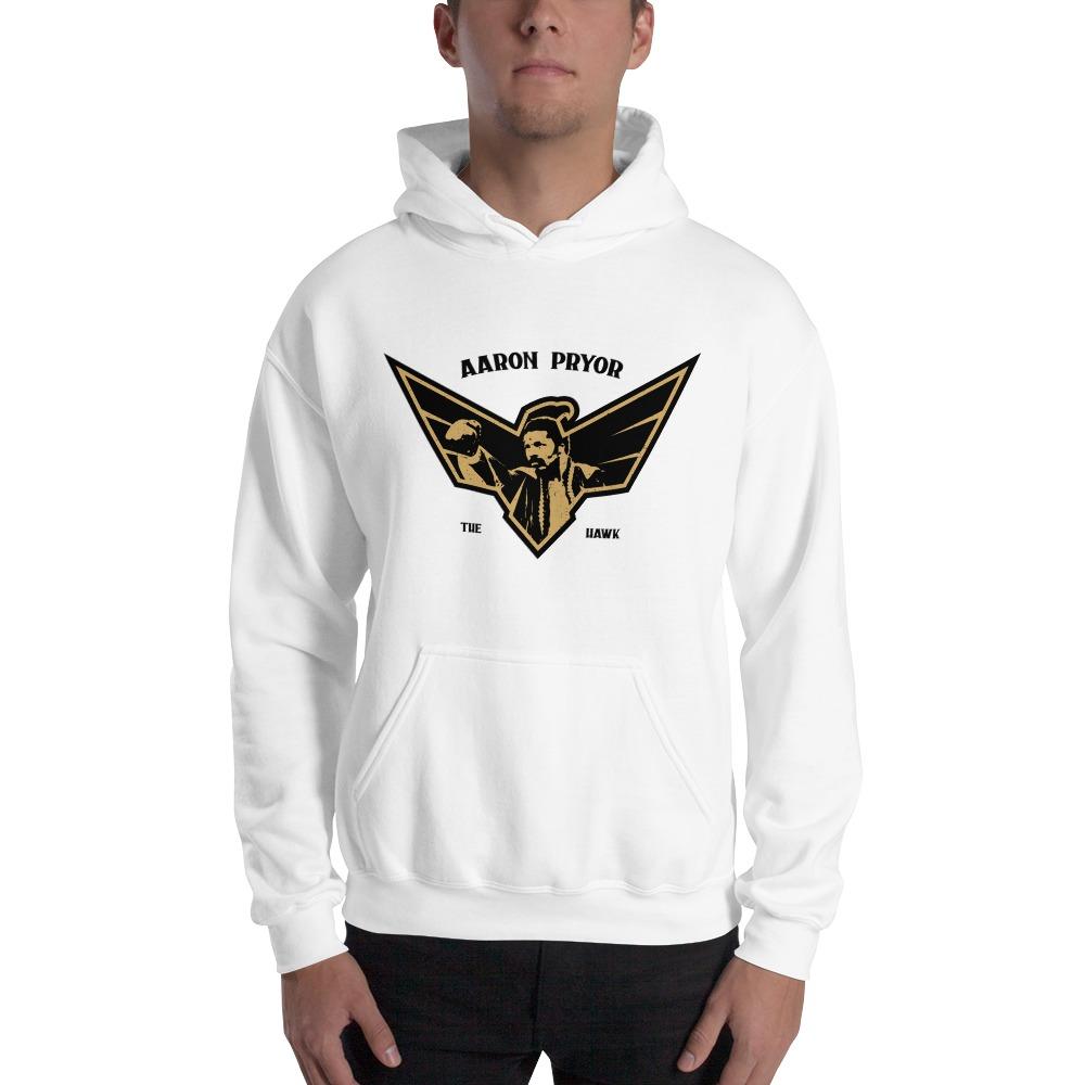 """Aaron """"The Hawk"""" Pryor Jr. Men's Hoodie"""