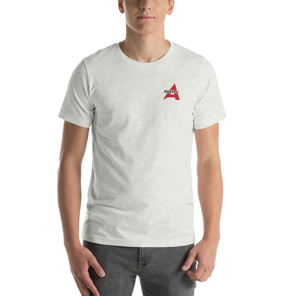 Adrien Fit, Mens' T-Shirt, Small Logo