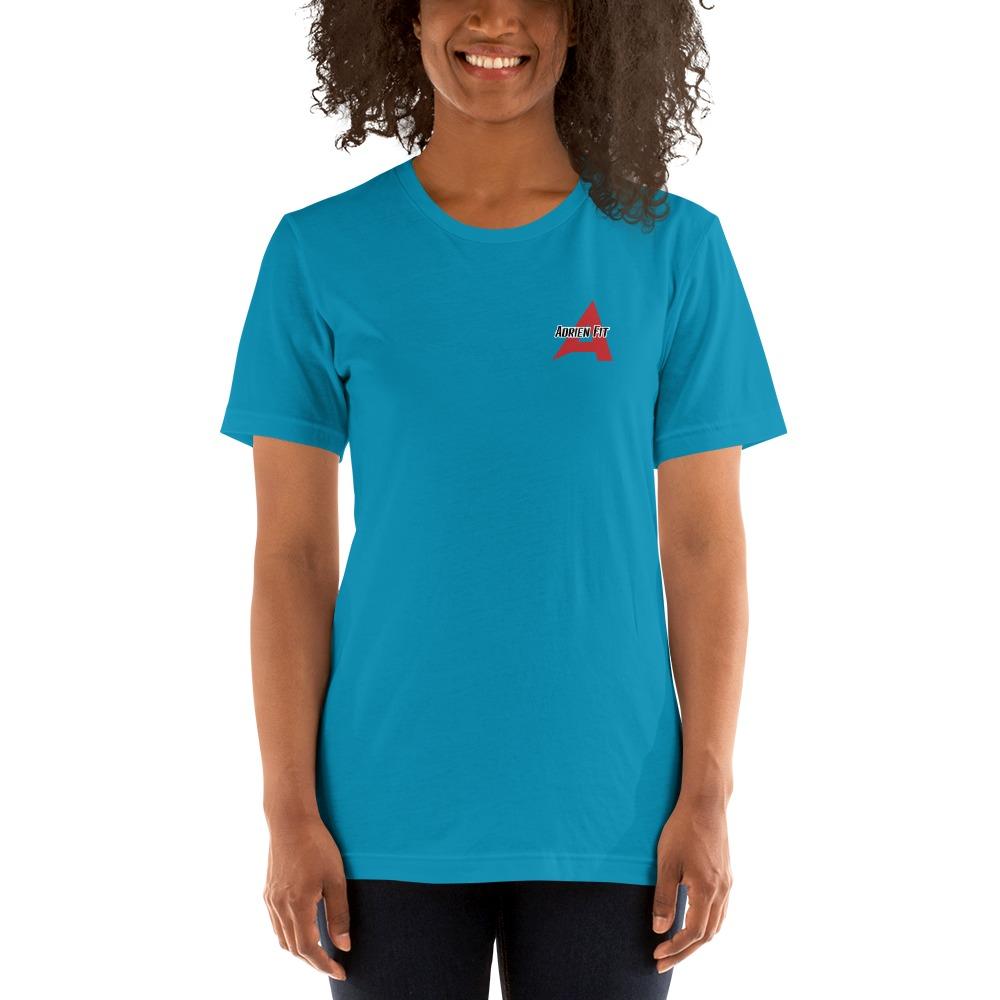 Adrien Fit, Women's T-Shirt, Small Logo