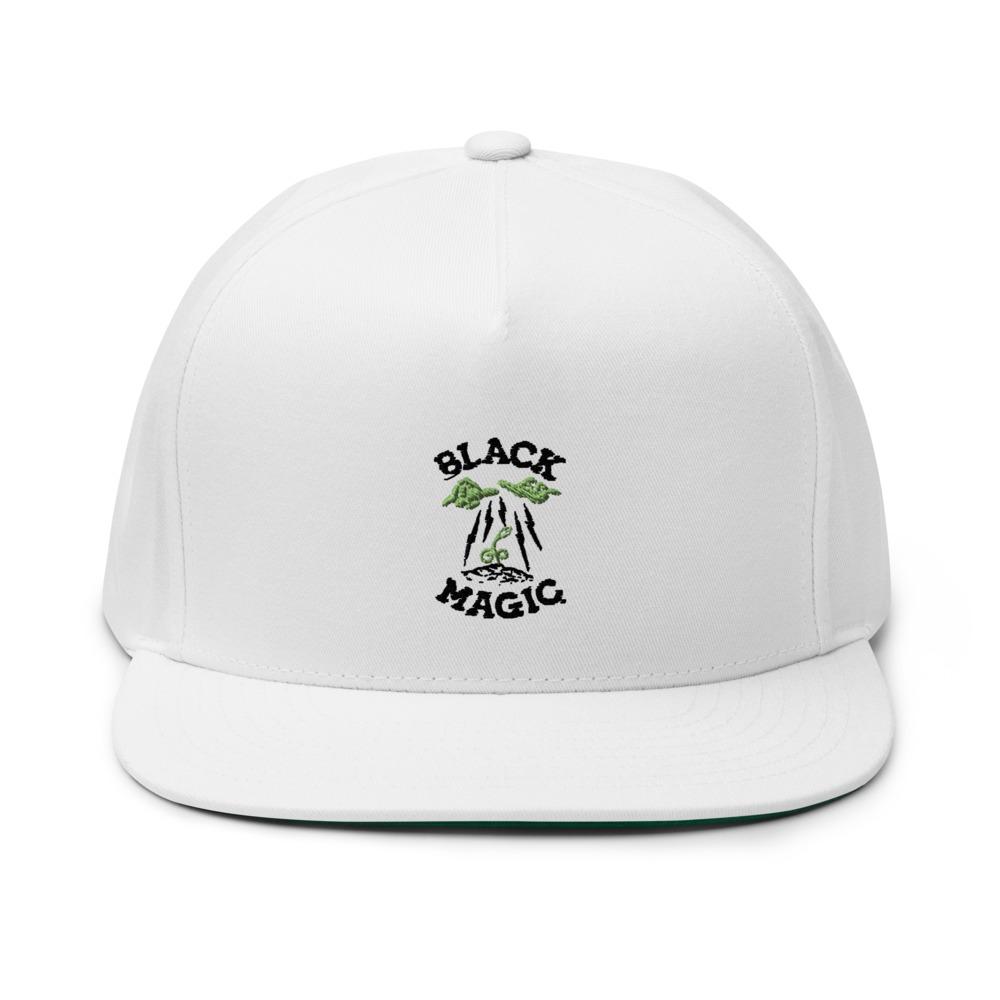 Black Magic V#1 by Antonio Washington Hat, Black Logo