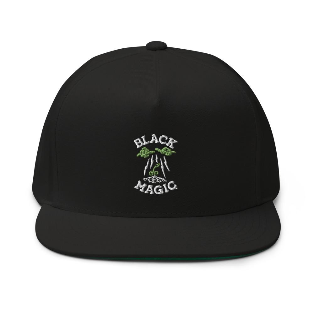 Black Magic V#1 by Antonio Washington Hat, White Logo