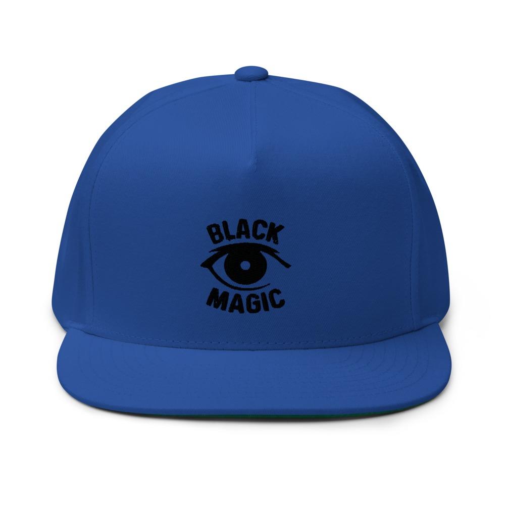 Black Magic V#2 by Antonio Washington Hat, Black Logo