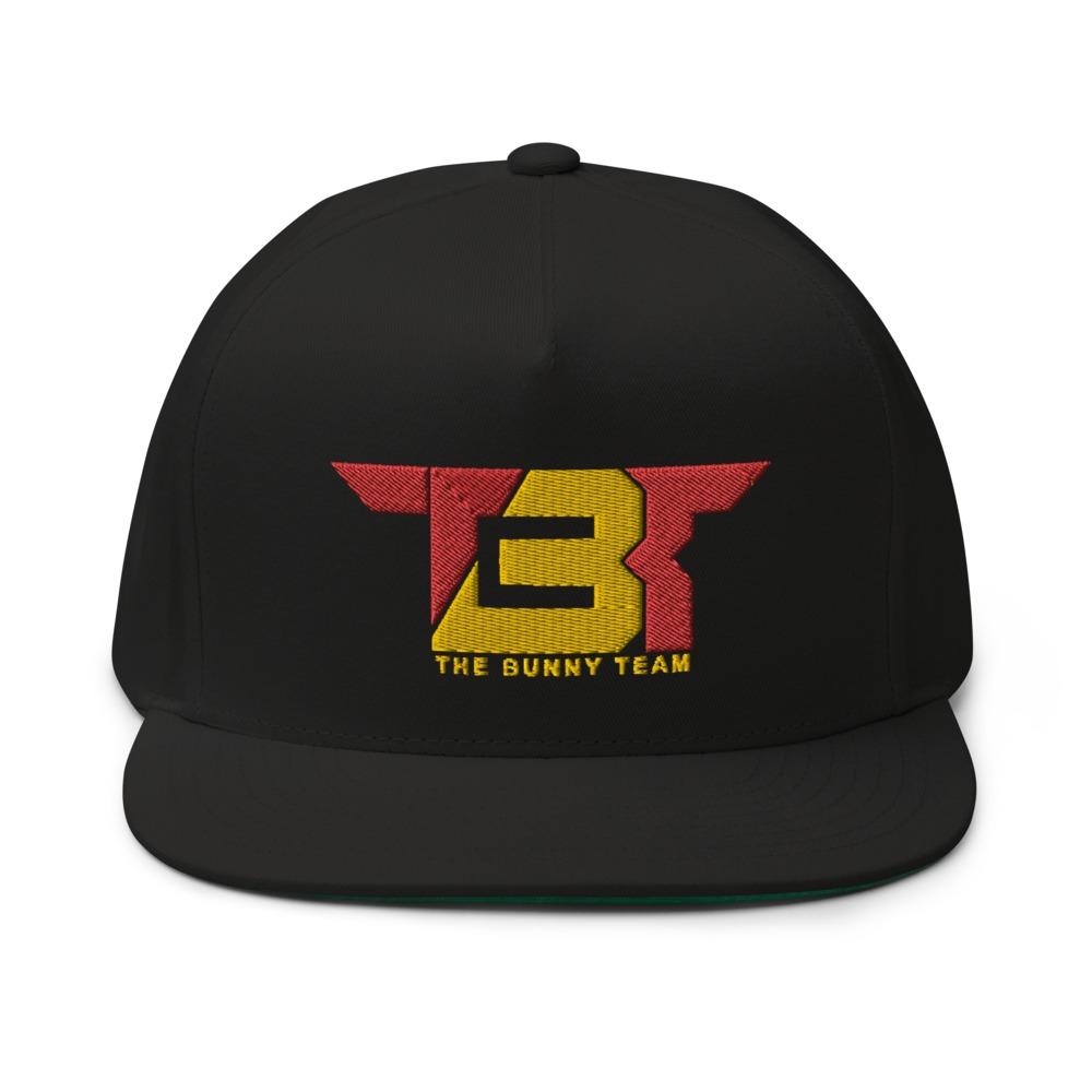 TBT by Robert Easter Jr, Women's Hoodie, Yellow/Red Logo