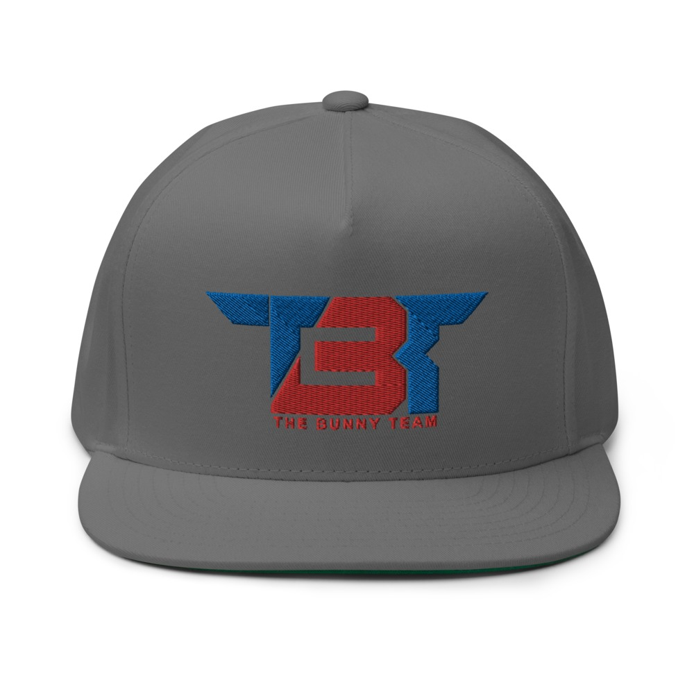 TBT by Robert Easter Jr, Women's Hoodie, Blue/Red Logo