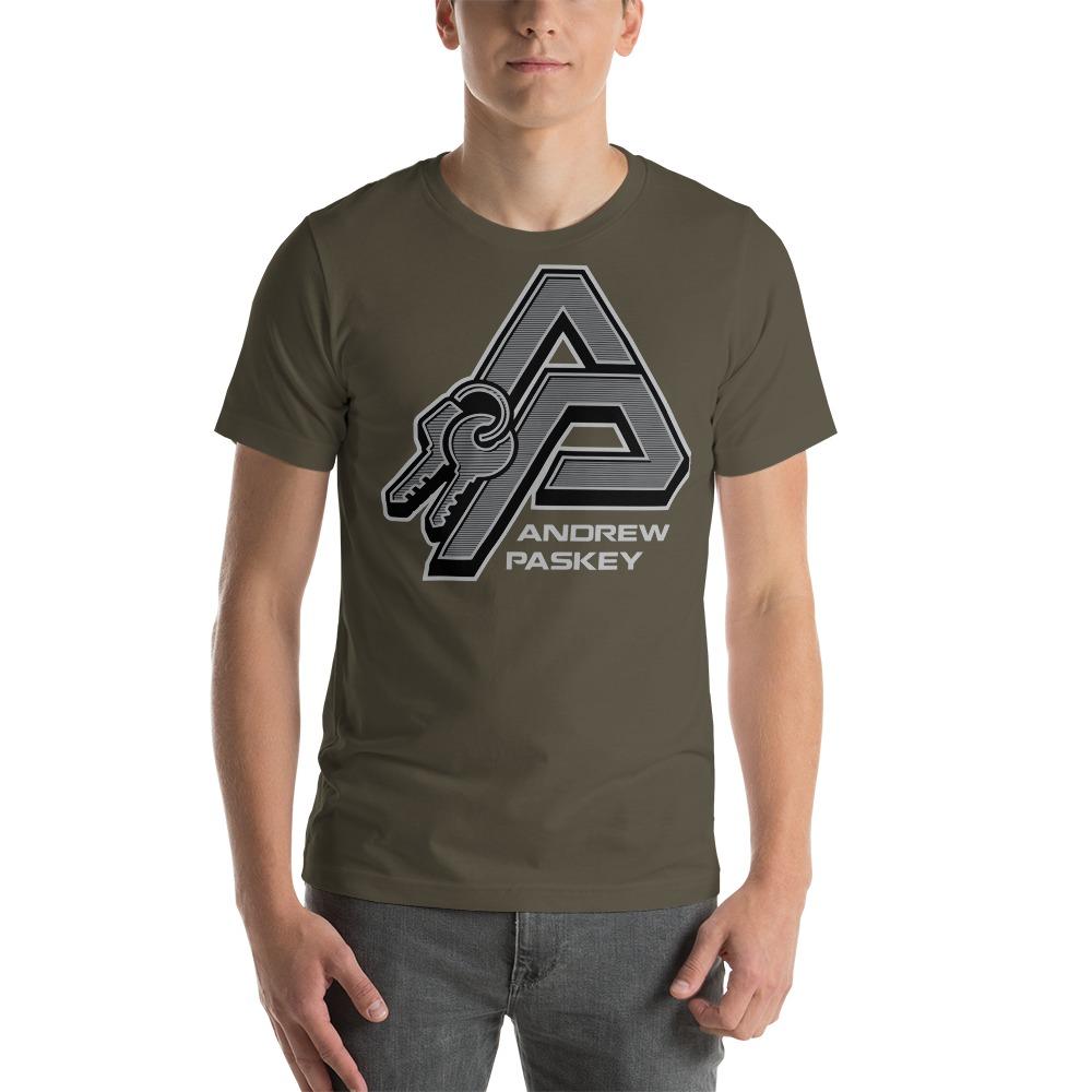 Andrew Paskey Men's T-Shirt