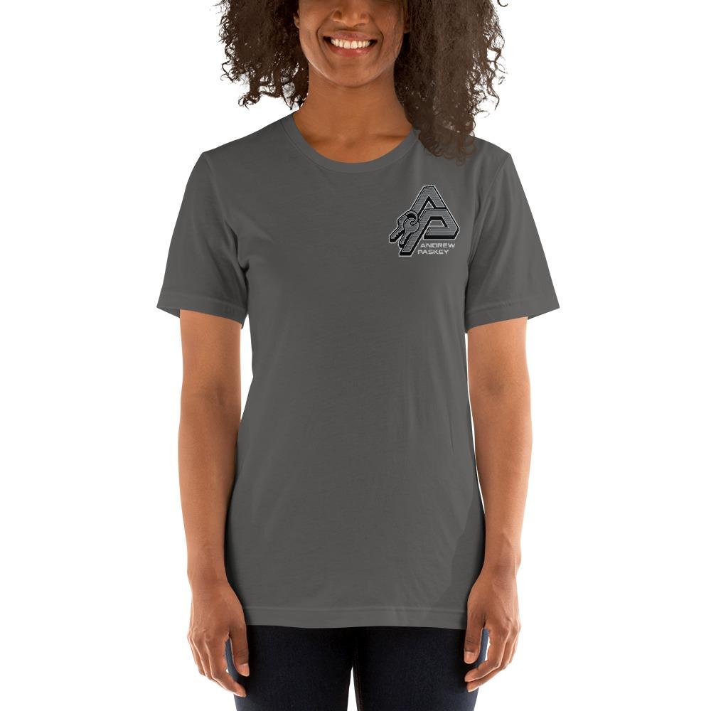 Andrew Paskey Women's T-Shirt, Mini Logo