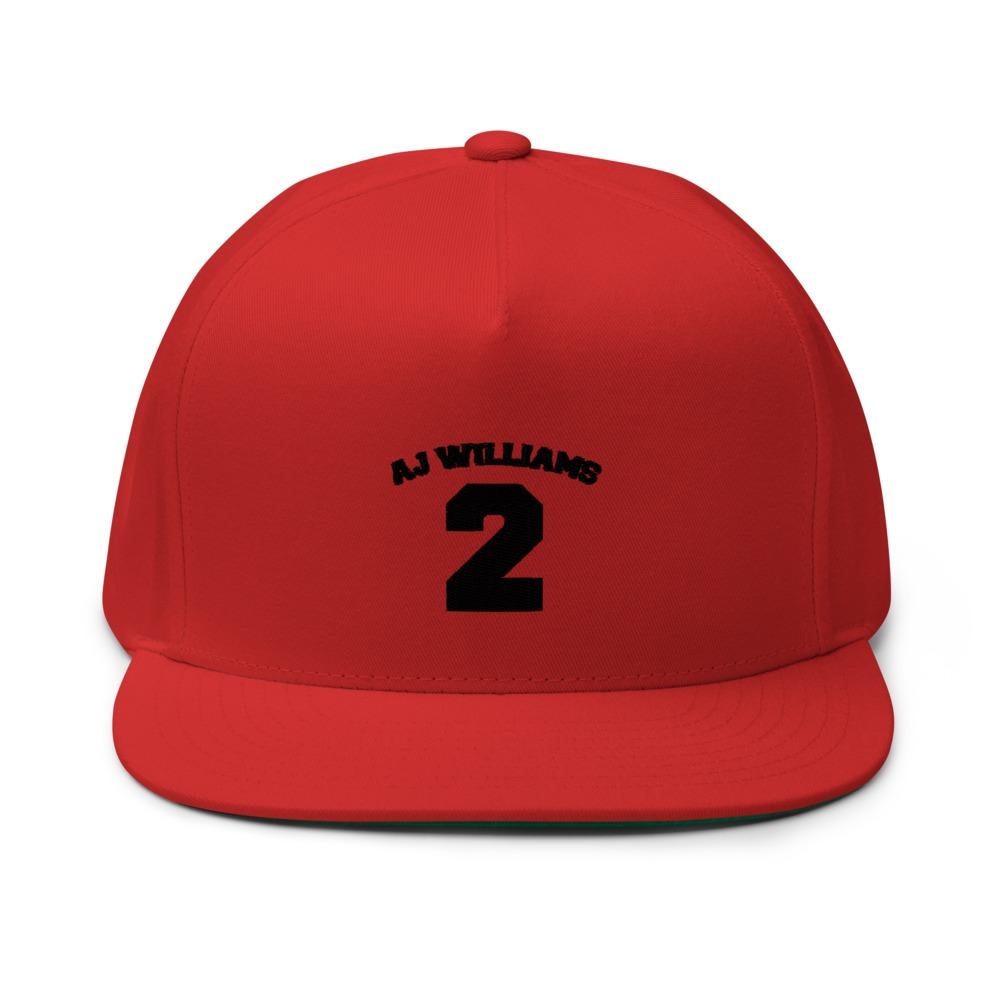 AJ Williams Hat , Black Logo