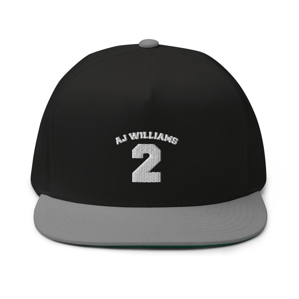 AJ Williams Hat , White Logo