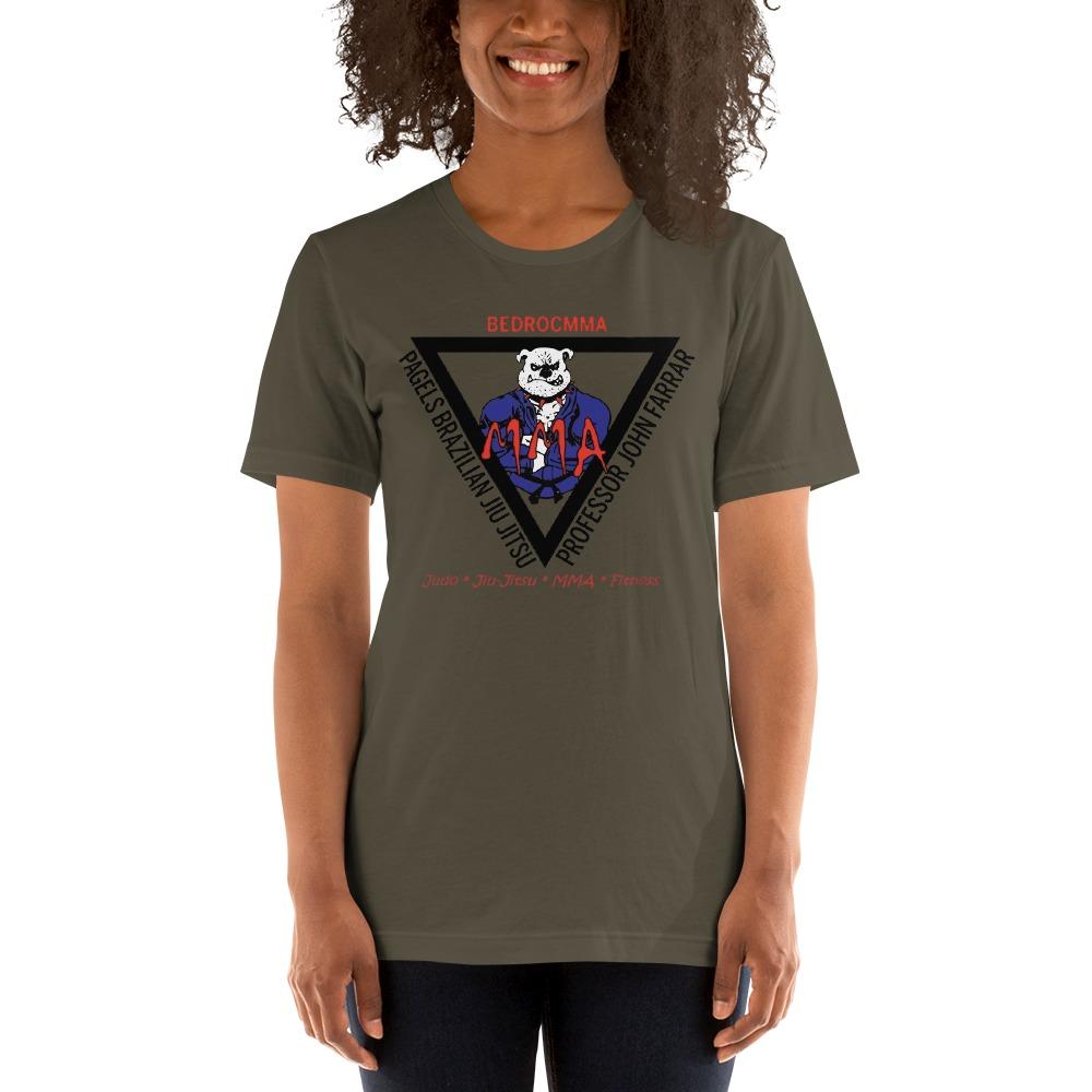 Team Bedroc MMA by John Farrar Women's T-Shirt