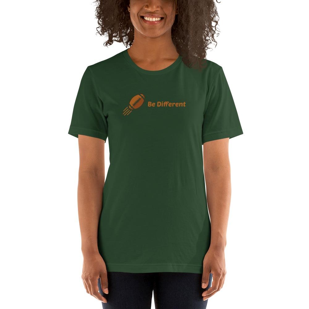 """Be Different"" by Basilio Jimenez Women's T-Shirt"