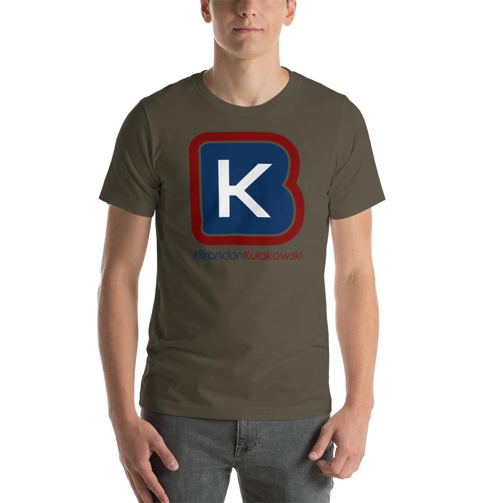 Brandon Kulakowski Men's T-shirt, Version #4